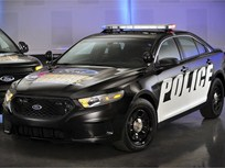 Ford Recalls Police Interceptors for Door Springs
