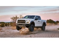 Video: Ford F-150 Raptor Showcases Shock Absorbers