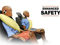 Smithsonian Exhibits Ford's Inflatable Seat Belt