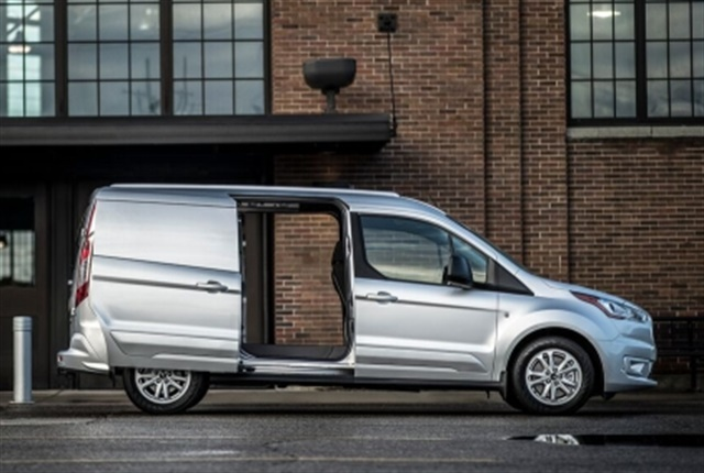 Photo of 2019 Transit Connect courtesy of Ford.