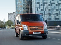 Ford Transit Van to Begin U.S. Production in 2013