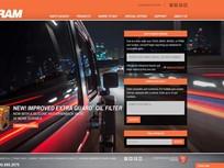 Fram Relaunches Website