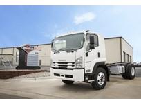 Isuzu Begins Production of Class 6 FTR