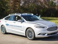 Ford Unveils Next-Gen Autonomous Fusion Hybrid