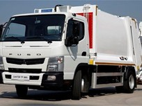 FUSO Launches New Medium-Duty Truck to Turkish Market
