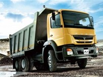 Bangladesh Gets India-Made Fuso Trucks
