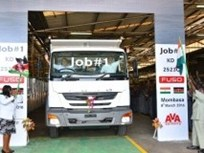 FUSO Production Commences in Africa