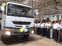 Fuso Begins Production of Left Hand Drive Trucks for Africa