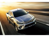 Toyota Upgrades Pickups, SUVs in South Africa