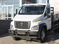 GAZ Group Offers Medium-Duty Truck in Russia
