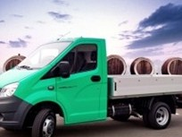Diesel GAZelle Next Debuts in Russia