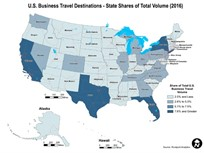 U.S. Business Travel Spending Hits $424B in 2016