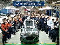 Chinese Automaker Begins Production in Uruguay