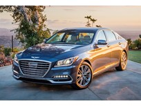 Genesis Adds Turbo V-6 G80 Sport