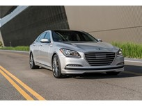 Genesis G80 Offers Bevy of Advanced Safety Features