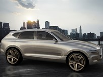 Genesis Shows GV80 Luxury SUV Concept