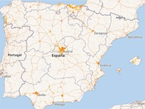 Geotab Analyzes Commercial Accidents in Spain