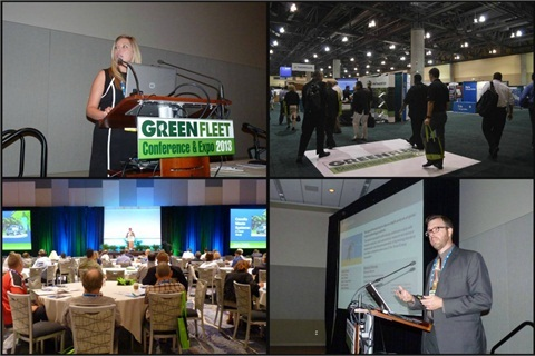 Photos from the 2013 Green Fleet Conference.