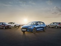 Ford Boosts Tech on 2019 Focus