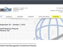 Automotive Fleet and Fleet Europe Launch Website for Global Fleet Management Conference