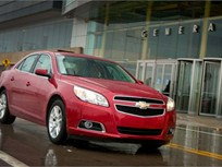 GM Adding New 2.0L Turbo Engine Option to 2013-MY Chevrolet Malibu This Fall