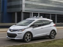 GM Begins Testing Autonomous Vehicles on Mich. Roads