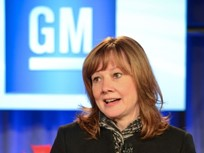 Vehicles Will Become 'Second Office' by 2021, GM CEO Says