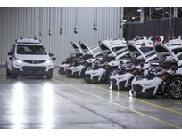 GM Builds Fleet of Self-Driving Bolt EVs