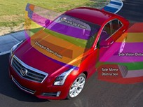 GM Details How it Achieved High Level of Driver Visibility in the Cadillac ATS