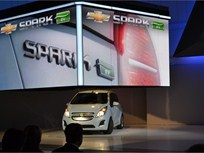 GM Shows Chevrolet Spark EV and 2014 Impala at LA Auto Show