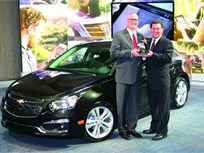 2015 Chevrolet Cruze Named Fleet Car of the Year