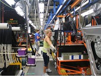 GM Invests $167 Million in Spring Hill Plant for Two Future Mid-Size Vehicles