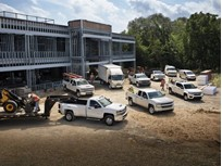 Chevrolet and GMC Trucks Offer Fleets a Menu of Options
