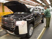 GM Adds Third Shift to Meet Mid-Size Pickup Demand