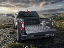 GM Releases Payload Ratings for Mid-Size Pickups
