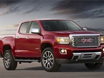 2017 GMC Canyon Adds 8-Speed Automatic, Like Colorado