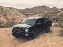 GMC Sierra All Terrain X Built for Off-Road Driving