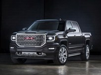 GMC Sierra Gets Styling Updates for 2016