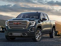 Next-Gen 2019 GMC Sierra Goes Upscale