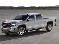 Mild Hybrid Silverado, Sierra Trucks to Arrive for 2016
