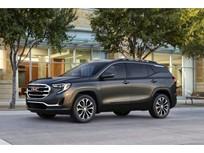 2018 GMC Terrain Adds Diesel V-6