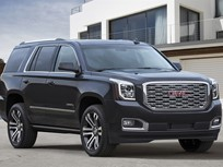 GMC Yukon Denali Adds 10-Speed Transmission for 2018