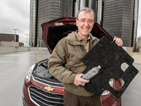 GM Turning Water Bottles Into Engine Insulation