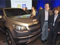 GM Invests $380 Million in Wentzville, Mo. Plant to Build New Colorado