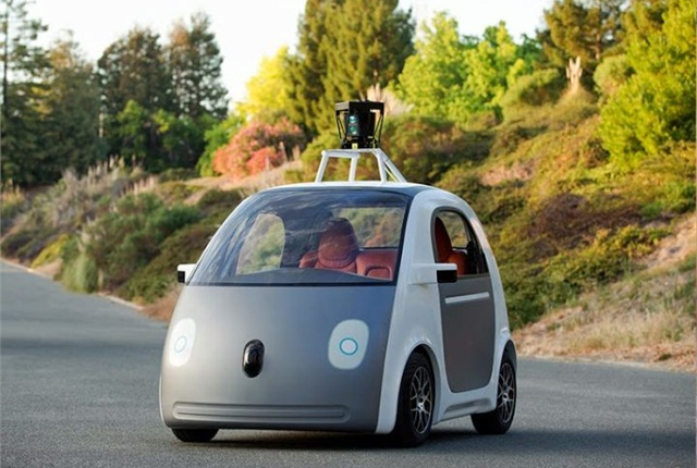 <p><em>Photo of Google's self-driving car courtesy of Google.</em></p>