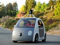Video: Google Deletes Steering Wheel On Self-Driving Car