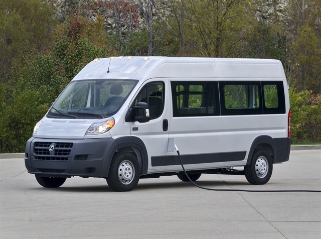 Calif cities add zenith 39 s electric vans top news for Courtesy motors auto center