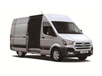 Hyundai Could Bring Commercial Van to U.S.