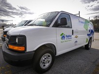 Habitat for Humanity Launches Fleet of Chevrolet Express Mobile Response Units