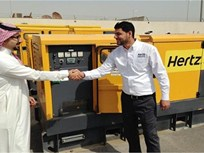 Hertz Dayim Expands its Saudi Arabia Presence